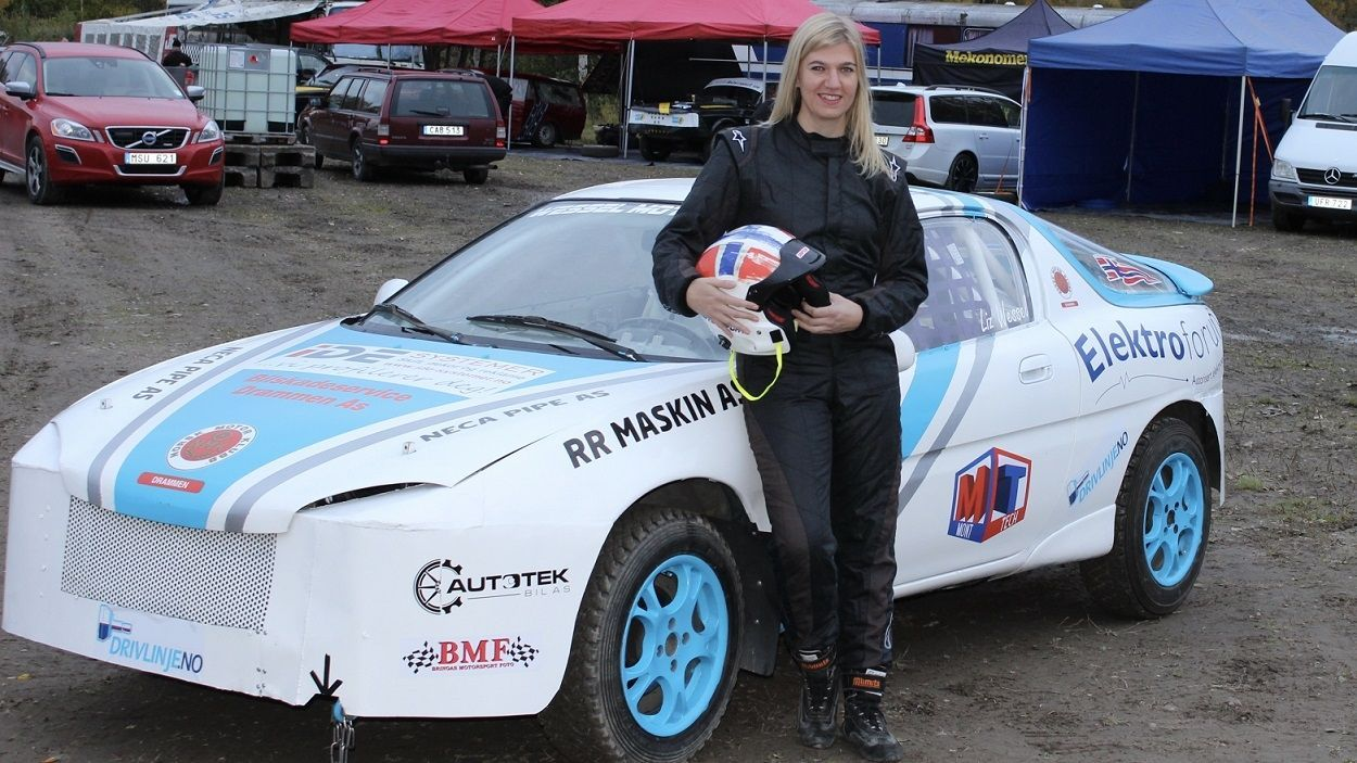 Liz Wessel i Wessel Motorsport